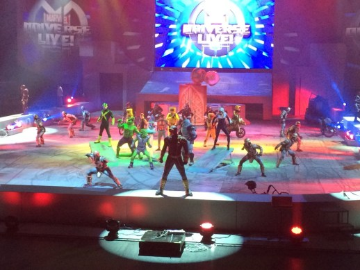 Marvel Universe Live - Raleigh, NC show