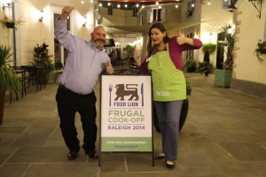 Food Lion Frugal Cook-off Raleigh, NC