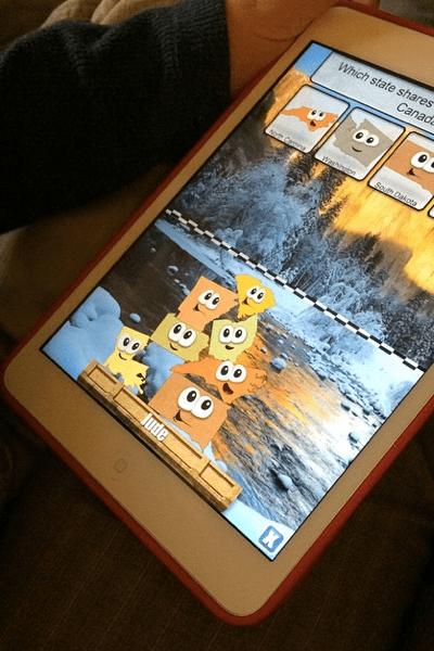 Homeschool Learning iPad
