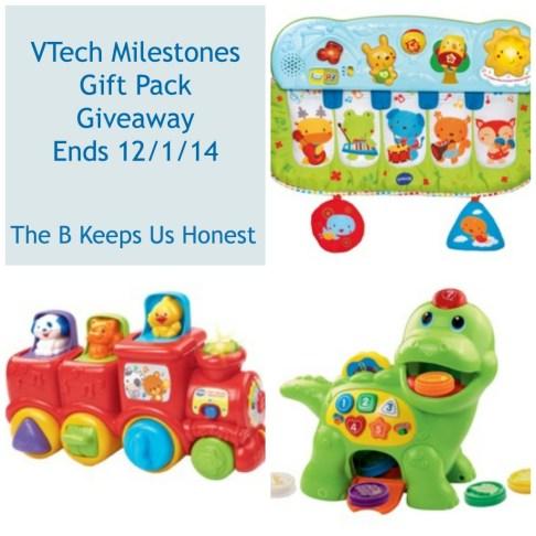 VTech Milestone Gift Pack