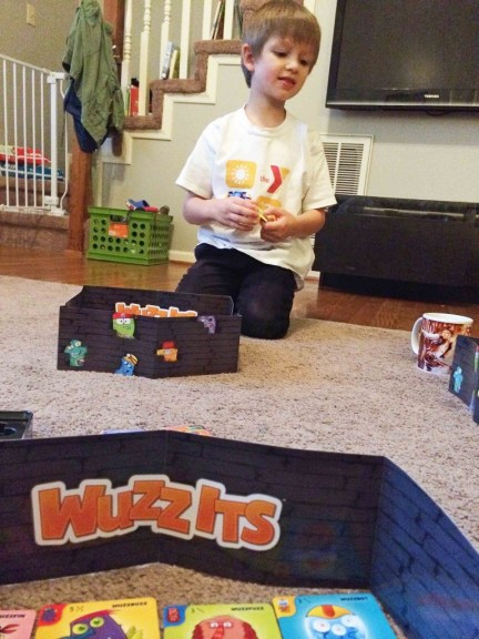 wuzzits blue orange games