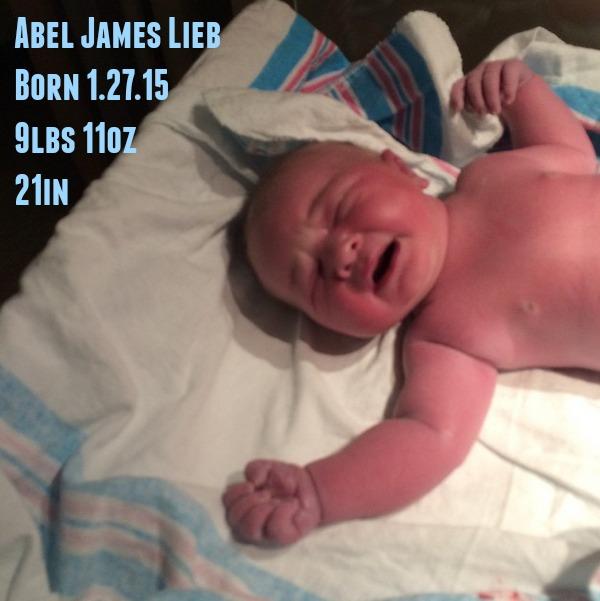 Abel James Lieb