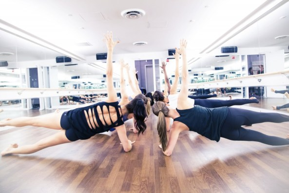 flywheel barre