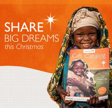 world vision 2015 gift catalog