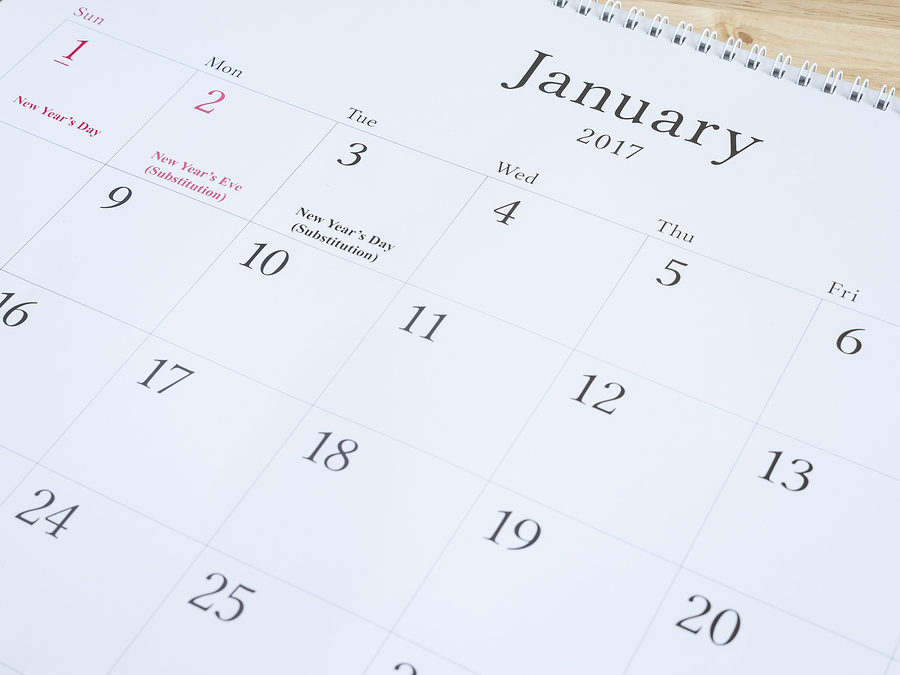 Is January the Best Time to File for Bankruptcy?