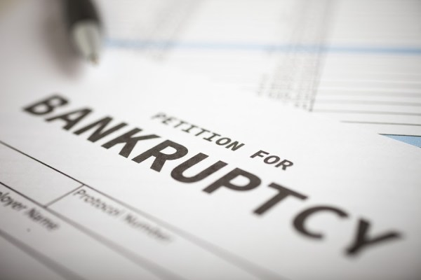 file for bankruptcy in california