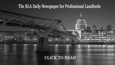 The BLA daily newspaper