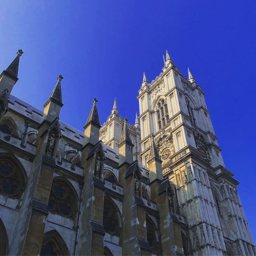 Photo of Westminister Abbey