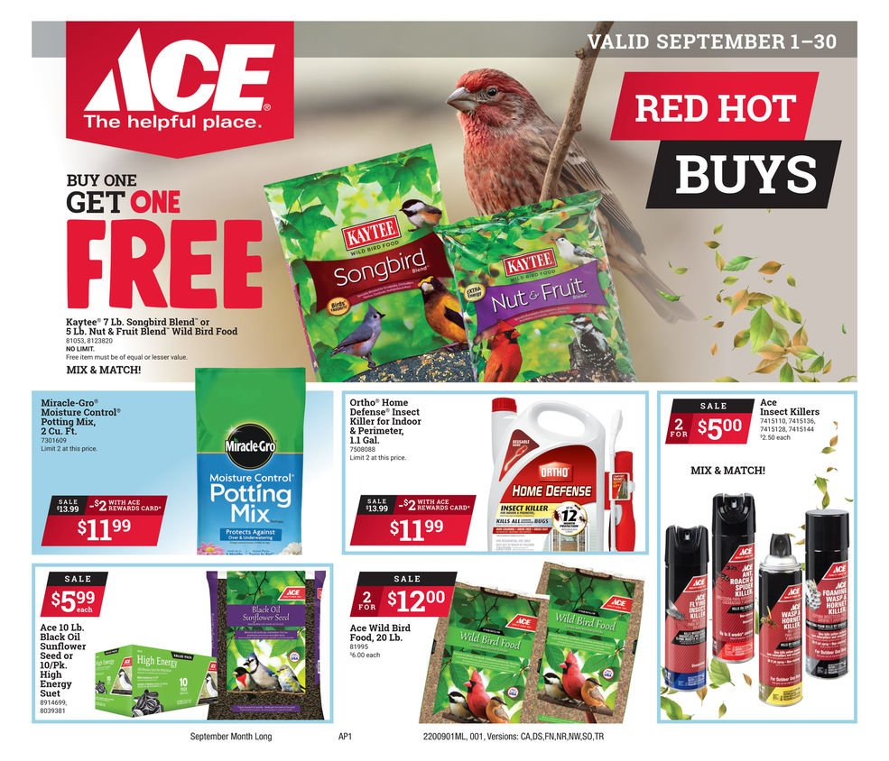 ace hardware store in medford stop by