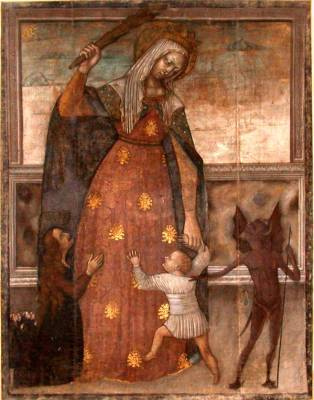 Our Lady of the Club