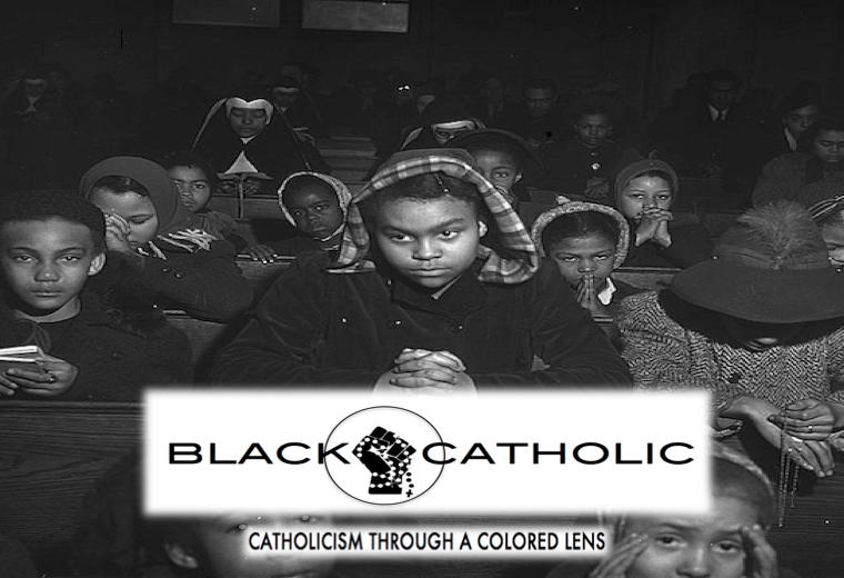 (BLACKCATHOLIC Launch and Dedication): About BLACKCATHOLIC