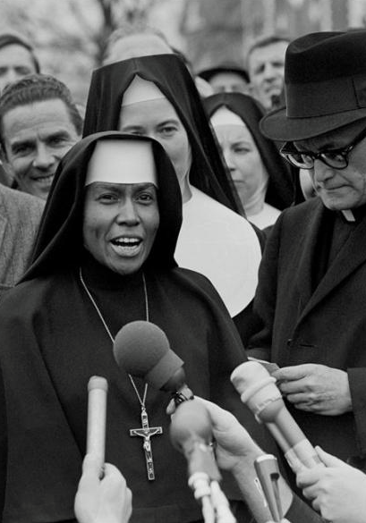 BLACK HISTORY MONTH FEATURED ARTICLE 2 (Feb 12) – National Catholic Reporter article (2015): Catholics at Selma