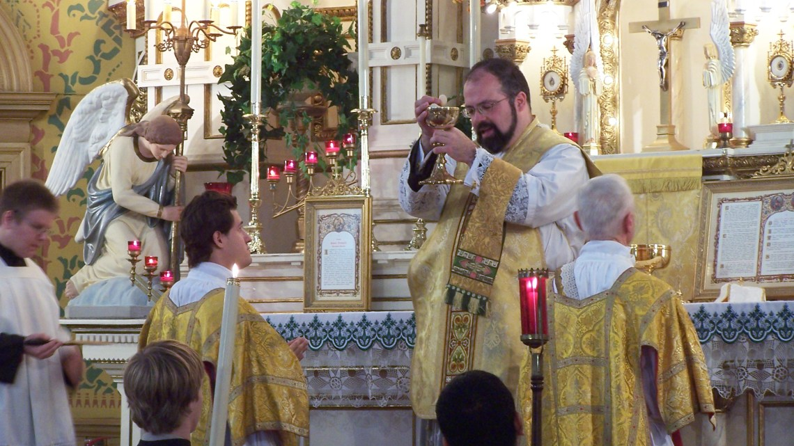 Prod. By BLACKCATHOLIC – 3: The Great Equalizer: How the Sacraments Make Us All Equal ( For uCatholic)