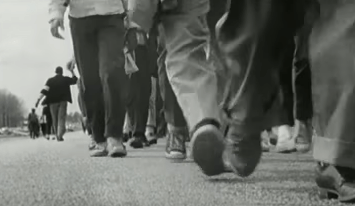 BLACK HISTORY MONTH FEATURED VIDEO 2 (Feb 14): Short Film/Footage of Selma-Montgomery March From 1965