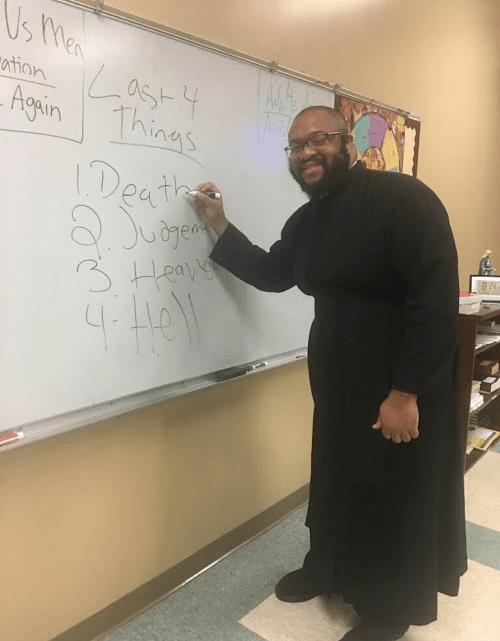 Summer 2019 Personal Update 1 of 3: My first summer assignment as a seminarian.