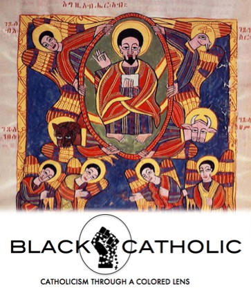 Happy Feast of Christ the King from BLACKCATHOLIC!