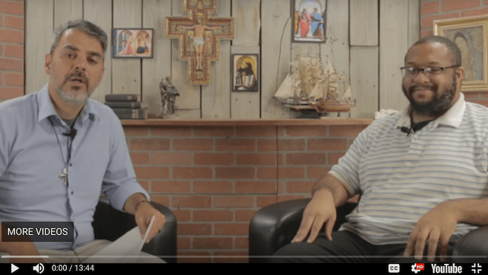 Making Black Catholic History Today: Black Catholic Interviews 1 – My Interview with Brad Schepisi of Laudare Outreach (Black Catholic History Month 2019)