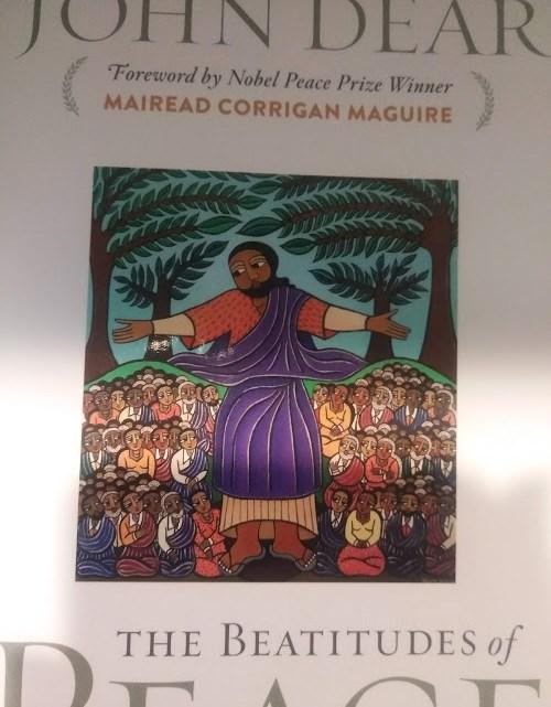 Black Jesus Sermon On The Mount Art Piece