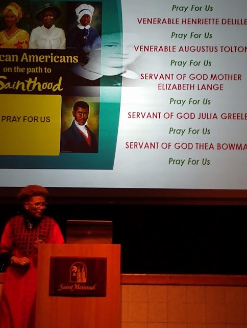 2020 Fr. Cyprian Davis Black History Lecture in the Books!