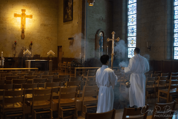 Presentation of the Lord – Pics from the Seminary