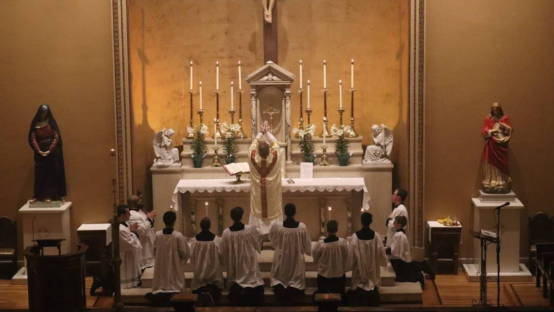 Want to see God? Come to a Catholic church: Implications of the Eucharistic belief