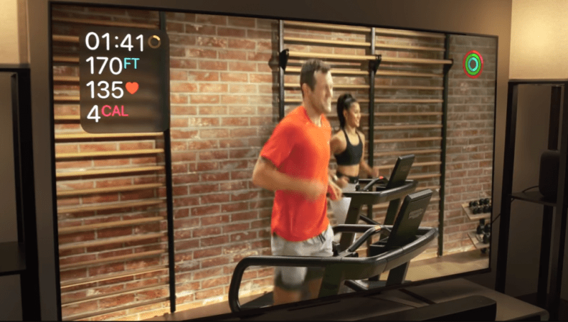 Airplay 2 for Fitness on iOS 14.5
