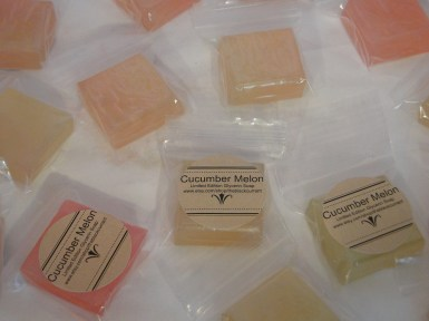 Cucumber Melon Limited Edition Glycerin Soap