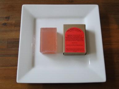 Cranberry Chutney Glycerin Soap