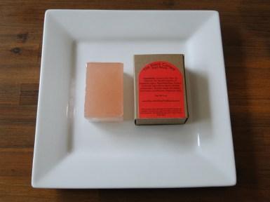 Red Apple Glycerin Soap