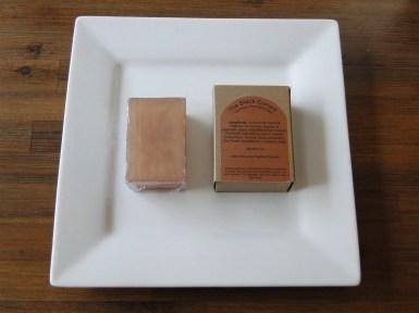 German Chocolate Cake Glycerin Soap