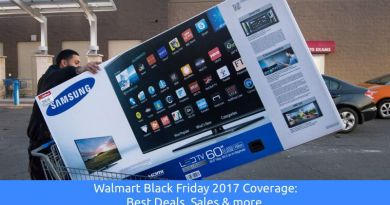 Walmart Black Friday Deals 2017