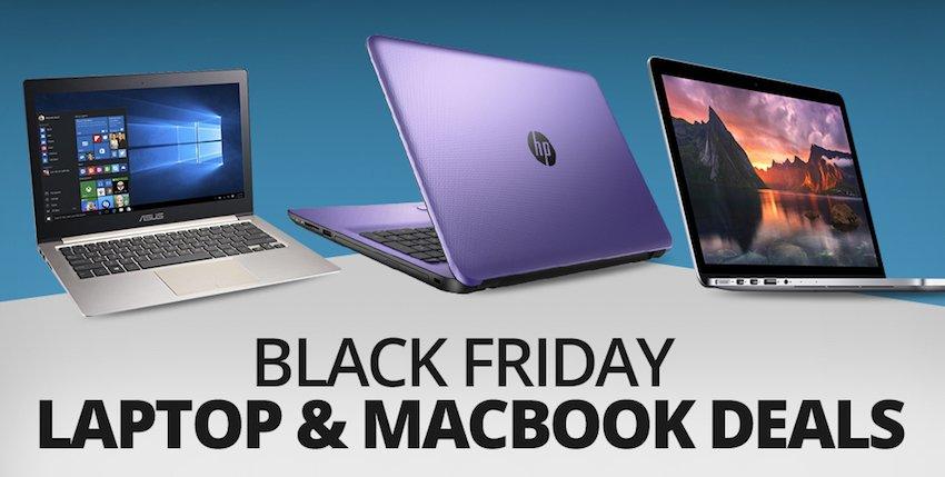 Black Friday laptop Deals 2017