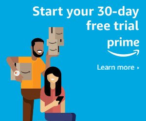 Amazon Free Prime Trial