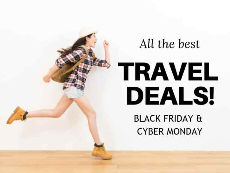 Best Black Friday Travel Deals 2020: Deals On Flights, Hotel, Vacations.