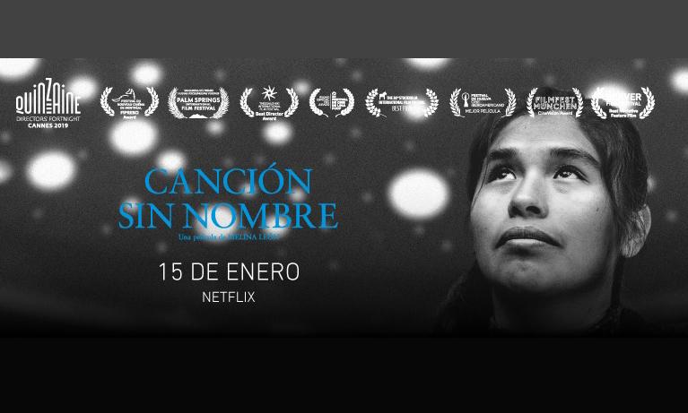 Canción Sin Nombre Song without a name