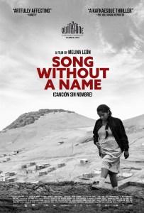 Song without a name poster canción sin nombre poster