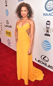 GUGU MBATHA-RAW - NAACP IMAGE AWARDS 2016 RED CARPET