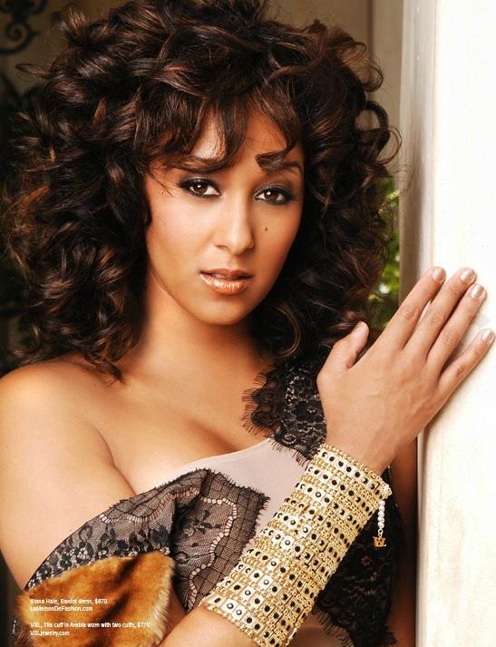 Tamera Mowry Can Sing