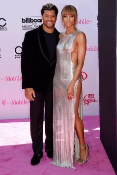 Ciara and Russell Wilson Billboard Music Awards 2016