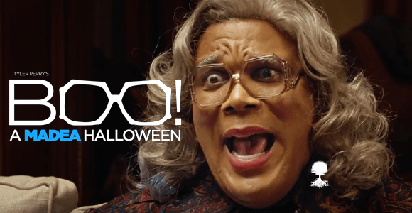 official trailer tyler perrys boo a madea halloween tylers most funniest film this fall