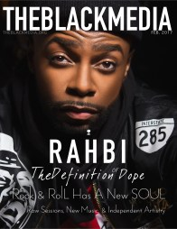Rahbi The Definition Of Dope: © Tahir C. Register