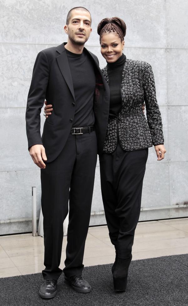 Janet Jackson's Divorce
