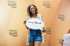 Yvonne Orji_HBOs Insecure_at My Black is Beautiful booth_EMF