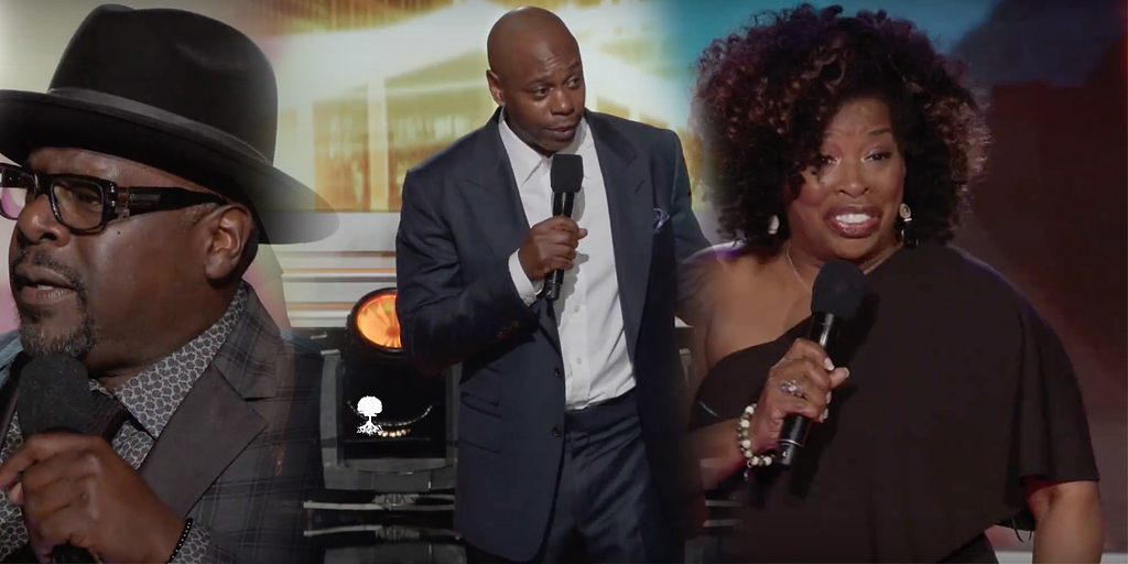 Def Comedy Jam 25 On Netflix This Fall Martin Lawrence, Adele Givens & More