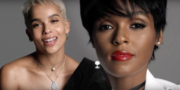 Zoe Kravitz & Janelle Monae Shine In Tiffany & CO. Fall Campaign