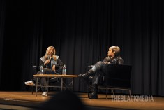 "Oct. 10, 2017 Shanti Das Interview T-Boz About Her Book ""A Sick Life"" At The Rich Auditorium In Atlanta. Photo © Tahir Register"