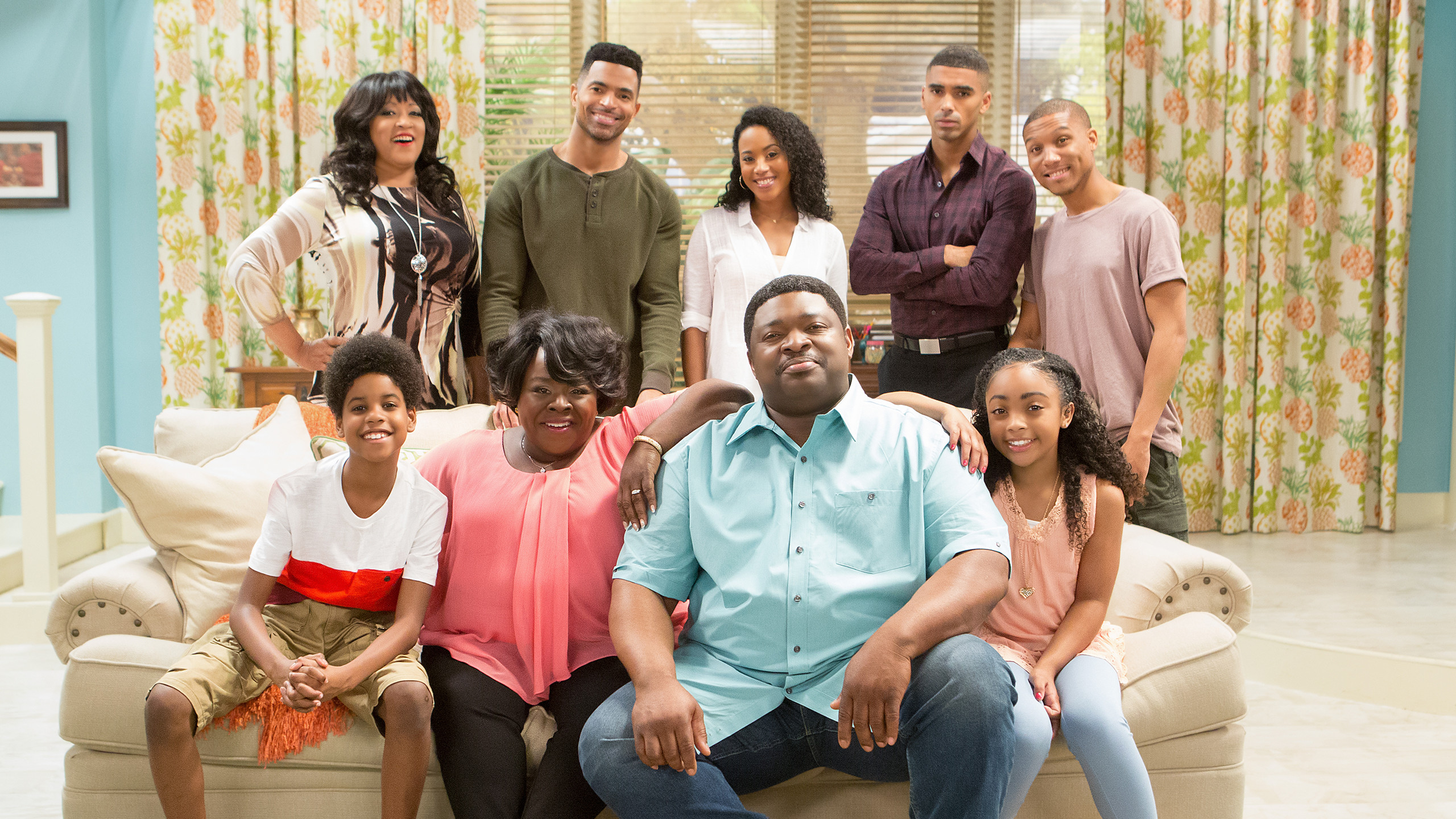 Tyler Perryu0027s House Of Payne Gets A Spin Off Show This Time Instead Of TBS,  Itu0027s On OWN! The Paynes Will Be The New Name Featuring The Stars Of The Hit  TBS ...