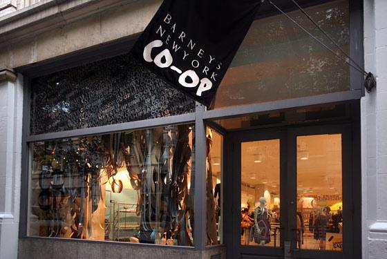 Barneys Co-Op New York