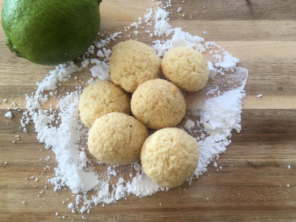 Kokos Limette