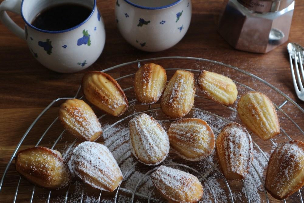Französische Madeleines